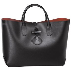 Longchamp SKU | Longchamp Suisse | Bags, Tote bag, Black