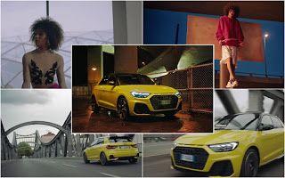 Pubblicita Nuova Audi A1 Sportback 2018 Con Canzone Rap Audi A1