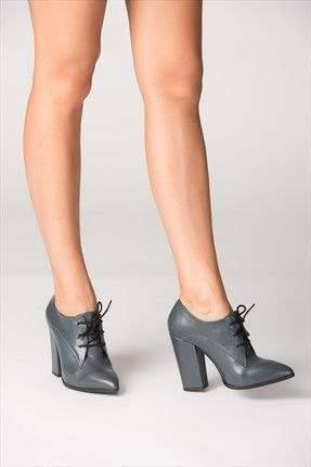 Elle Shoes Hakiki Deri Gri Kadin Topuklu Ayakkabi Hakiki Deri Gri Kadin Topuklu Ayakkabi Elle Shoes Kadin Topuklular Topuklu Ayakkabilar Ayakkabilar