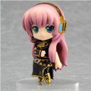 Vocaloid Megurine Luka Tako Ruka Nendoroid 093 PVC Action Figure Figurine 10cm