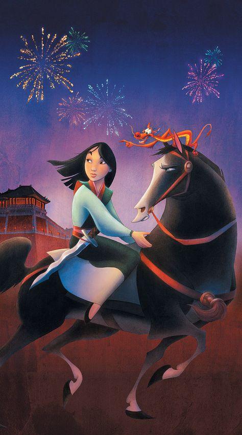 Disney developing live-action 'Mulan' film