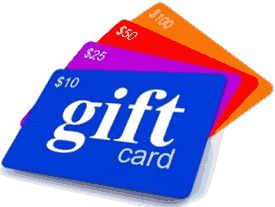 Alisas True Colors Gift Cards - $10.00