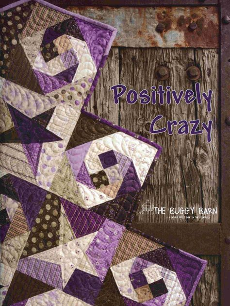 Positively Crazy by Buggy Barn