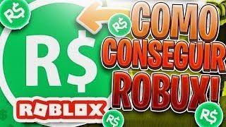 La Mejor Forma De Conseguir Robux Gratis En Roblox Trucos Para Pin On Roblox Games