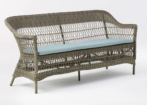 Outdoor Narrow Depth Sofa Lounge