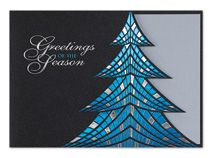 Snow star a stunning snowflake design with star like qualities invitation wording samples by invitationconsultants corporate holiday greetings m4hsunfo