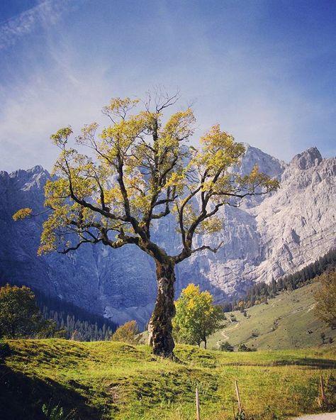 Pin Von Tgcreative Auf Berge Karwendel Instagram Tirol