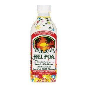 Hei Poa - Monoï 1000 Fleurs - Birchbox
