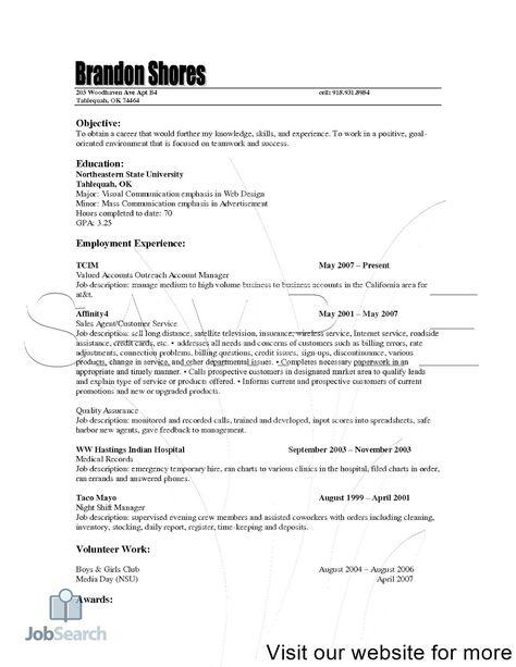 Insurance Representative Resume Samples 2020 Insurance