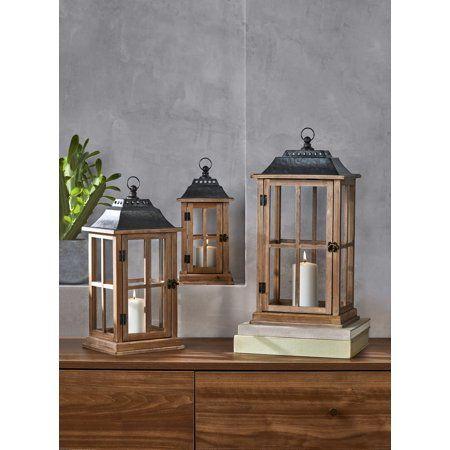 65d619c4c01f34a7e21fb78c2160a1c8 - Better Homes And Gardens Farmhouse Large Lantern Rustic Finish