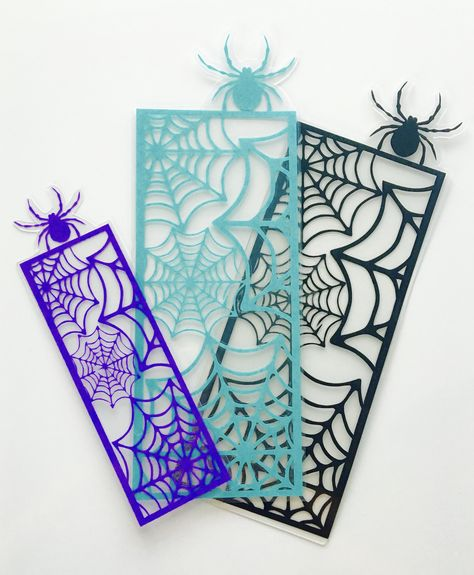 Halloween Spider Web Divider (Interchangeable)- Happy Planner
