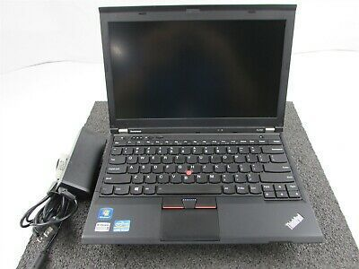 Lenovo Thinkpad X230 Core I5 3320m 320gb Hdd 8gb Ram No Lenovo Thinkpad Lenovo Laptop