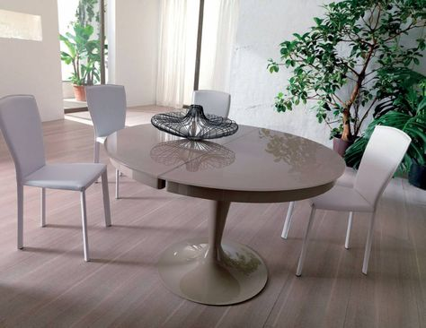 Para el comedor, ¿mesas redondas o rectangulares? | Diseño ...