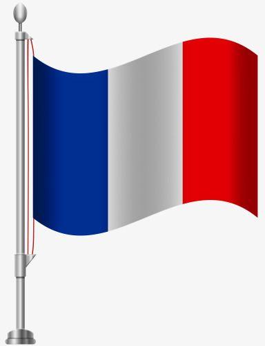 إبزيم مادة علم فرنسا الحرة France Flag Flag Clip Art