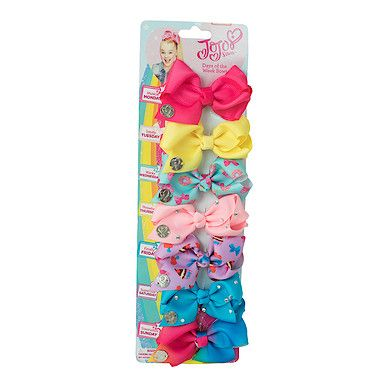 Buy JoJo Siwa Bow 7 Days A Week - free click & collect at the Entertainer stores and free home delivery on orders over