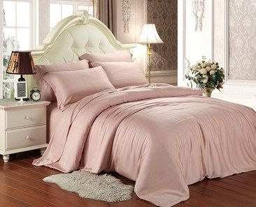 Pale Pink Bedspread Decoration Guide For Adults Pink Bedding Set