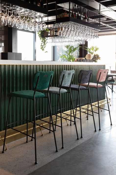 Benson counter stool + barstool - Zuiver