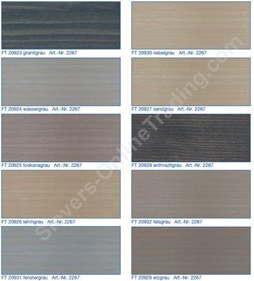 Grey Protect Sonderfarbfarbtone Remmers Hk Lasur Holzlasur Holzlasur Aussen Holz