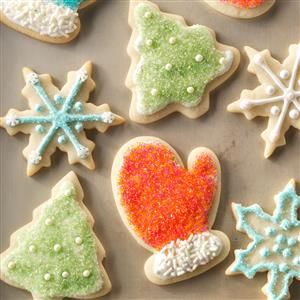 Our Top 10 Christmas Cookie Recipes Cookies Soft Sugar Cookies