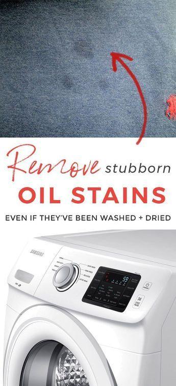65e0d143fe622260eadf18138524b397 - How To Get A Dried Oil Stain Out Of Clothes
