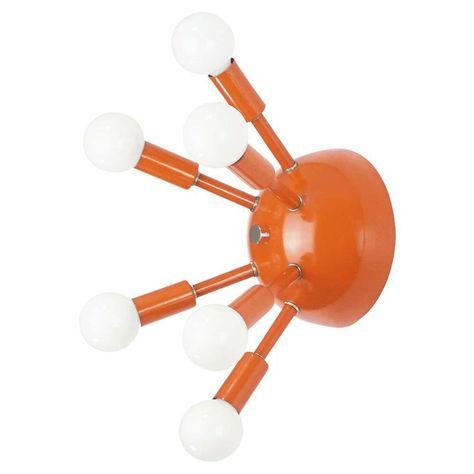 Color Sputnik Sconce