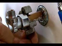 How To Replace A Shutoff Valve Toilet Repair Diy Plumbing Valve