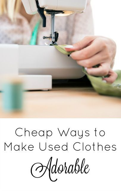 Ways To Make Secondhand Clothing Your Own In 2020 Second Hand Clothes Storing Kids Clothes Kids Clothing Rack