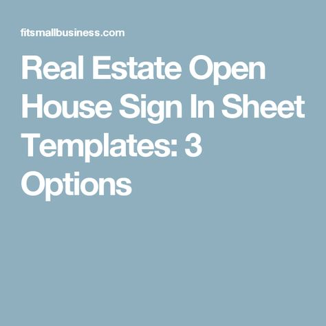 Open House Sign In Sheet - Please Sign In Open House Signs \u2022 PDF
