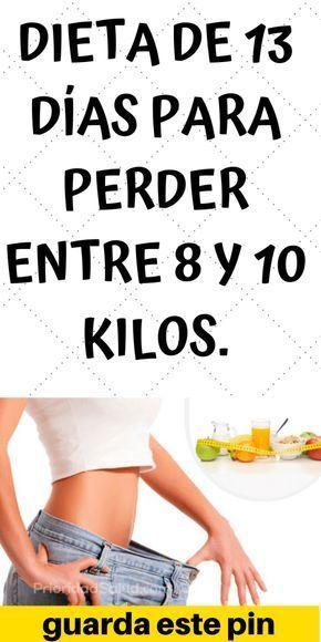 bajar de peso rapido en una semana 10 kilos en