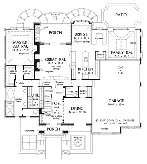 House Plan 66003 | European French Country Plan with 3054 Sq ... on house building, house blueprints, house rendering, house elevations, house framing, house layout, house maps, house styles, house exterior, house foundation, house types, house painting, house design, house construction, house drawings, house structure, house plants, house models, house clip art, house roof,