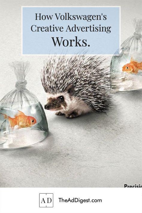 How Volkswagen's Creative Advertising Works.