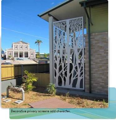 Lovely Privacy Screens for Balcony