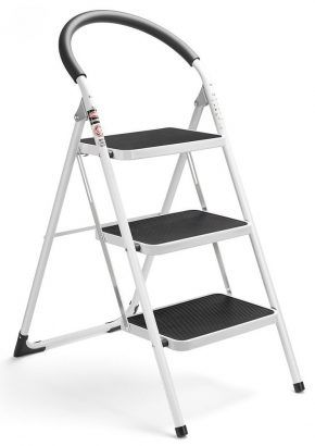 Top 10 Best Step Stools In 2019 Folding Step Stool Step Ladders Step Stool