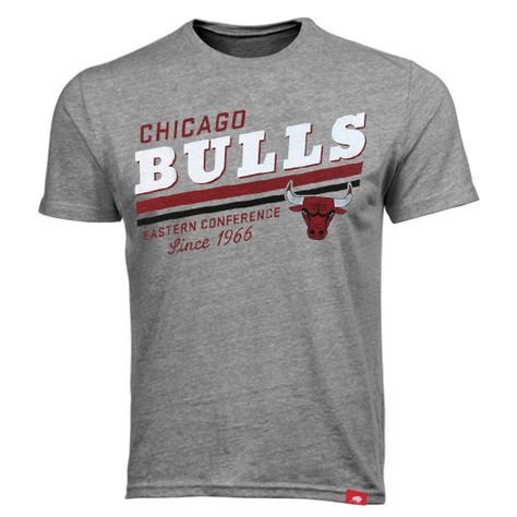 Chicago Bulls Short Sleeve Tee  ef34637ac55