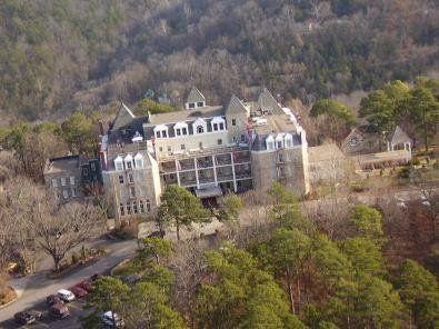 The Crescent Hotel