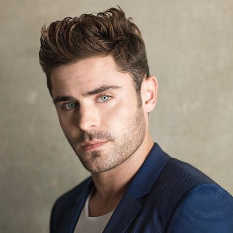 Efron shared the news on Instagram, where he posed in a quite sexy campaign image.