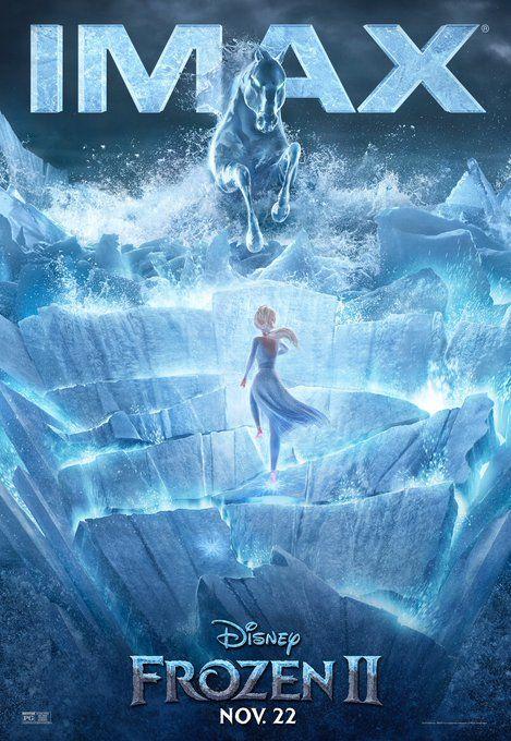Hd Repelis Frozen 2 2019 Pelicula Completa En Linea Frozen Disney Movie New Poster Disney Animation