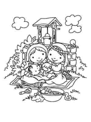 Abraham Sarah And Baby Isaac In 2020 Bible Coloring Pages Coloring Pages Bible Coloring