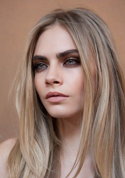 New hair dark blonde cara delevingne Ideas – Eyebrows