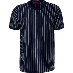 Hugo T-Shirts Herren, Baumwolle, blau Hugo Bosshugo Boss Hugo T-Shirts Herren, Baumwolle, blau Hugo Bosshugo Boss