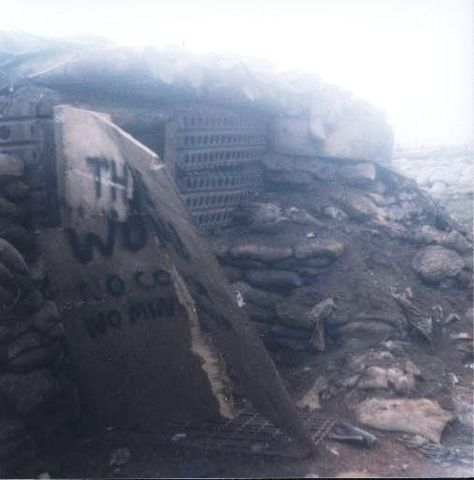 https://flic.kr/s/aHsjvcyV5g | Khe Sanh, 1967-1968 | The Khe Sanh Combat Base, located atop the Xom Cham Plateau in the Quang Tri Province in South Vietnam, had existed since 1964, when it served as a combat base for Army Special Forces.    A series of coordinated attacks by the North Vietnamese Army between 21 January and 8 April 1968, known as the siege of Khe Sanh, tested the resolve of the Marines stationed at the isolated outpost.  At the end of the battle both American and NVA forces c...