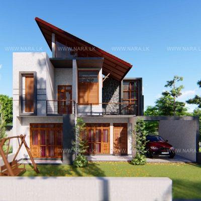 House Plan Sri Lanka Nara Engineering House Planing 3d Designs In 2020 House Plans House Elevation Design