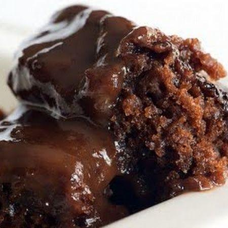 Chocolate Cobbler, this looks sooooo good, a scoop of vanilla ice cream and OMG!!!