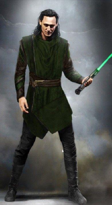 Loki The Jedi Master Jedi Fandom Memes Avengers