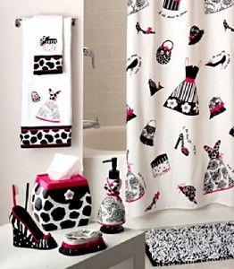 Shower Curtain With Fancy Women Dress Shoe Shoes Shower Curtains