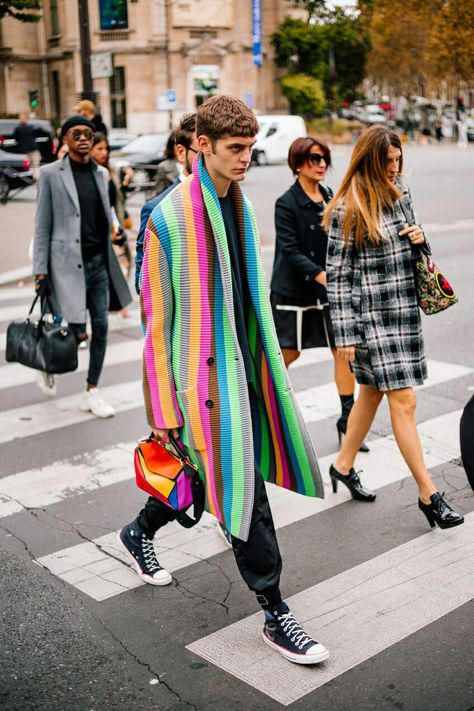 Retro Fashion The Very Best Street Style From Paris Fashion Week - I've done the hard work of narrowing down some of the best street style looks from the very stylish Paris Fashion Week.