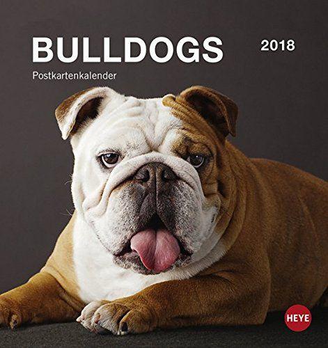 Free Download Bulldogs 2018 Postkartenkalender Read Online