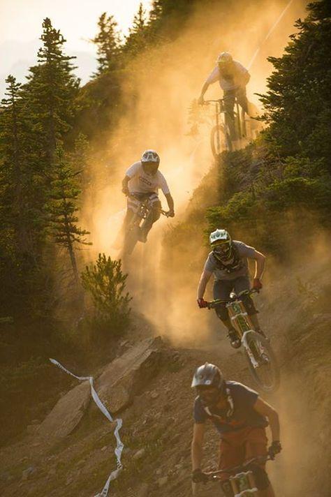 Downhill Ciclismo Mountain Bike Bicicleta De Descenso Y