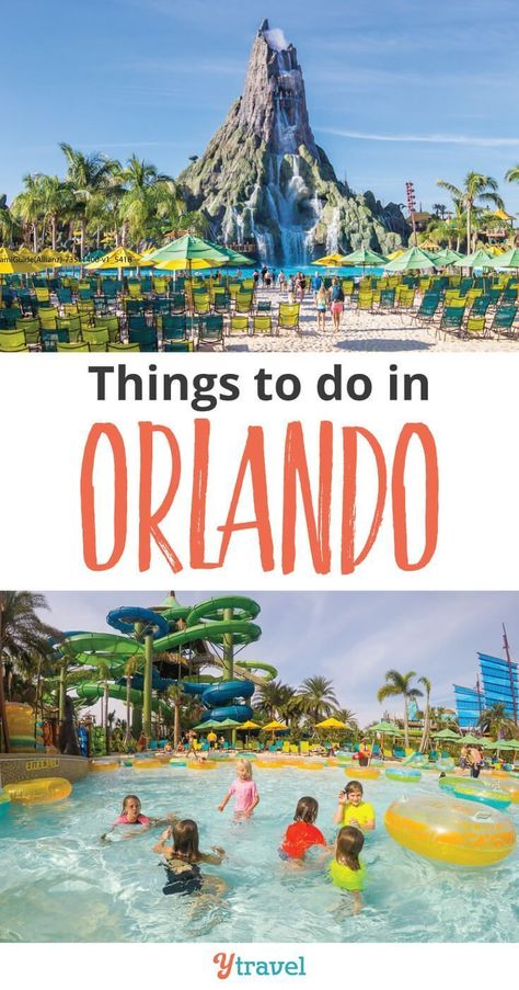 Top things to do in Orlando, Florida, including Theme Parks to Outer Space, you'll have fun exploring. Click through to read this destination guide on Orlando! Best places to stay, fun activities outside Disney, and other attractions not to miss on your family vacation #travel #orlando #florida #themeparks #vacation #familytravel #orlandoflorida