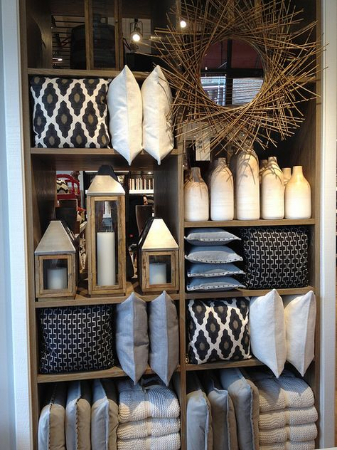 West Elm pillows by jamie meares, via Flickr